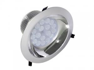 18×1W / 18×2W LED Downlight