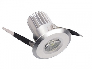 1×1W / 1×3W LED Downlight