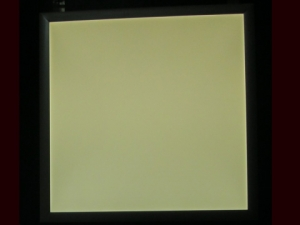 36W LED Panel Light 595mm×595mm, CRI>80, PF>0.95