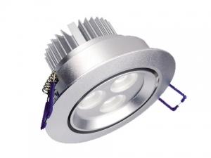 3×1W / 3×3W LED Downlight
