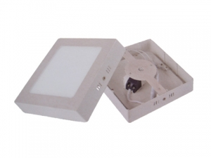 6W, 12W, 18W Surface Mounted Square LED Panel Light