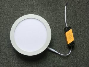 6W, 12W, 18W Surface Mounted Round LED Panel Light