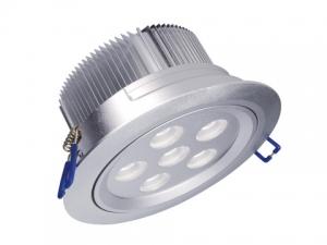 6×1W / 6×3W LED Downlight