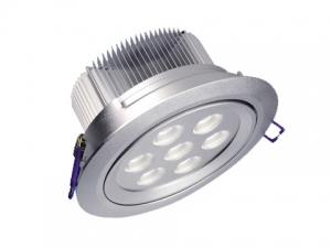 7×1W / 7×3W LED Downlight