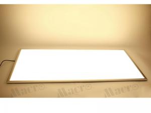 DALI Dimmable 72W LED Panel Light, 100lm per watt, CRI>80