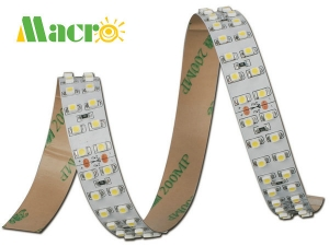 Double Row 3528 Flexible LED Strip, 240 LEDs/m, Ra>90