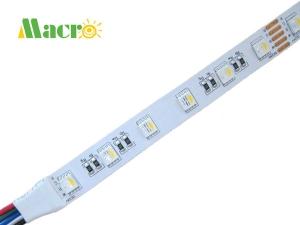 RGBW Flexible LED Strip, 60 pcs 4-chip LEDs/m