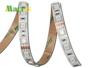 RGB Flexible LED Strip, 60 LEDs/m, 24V
